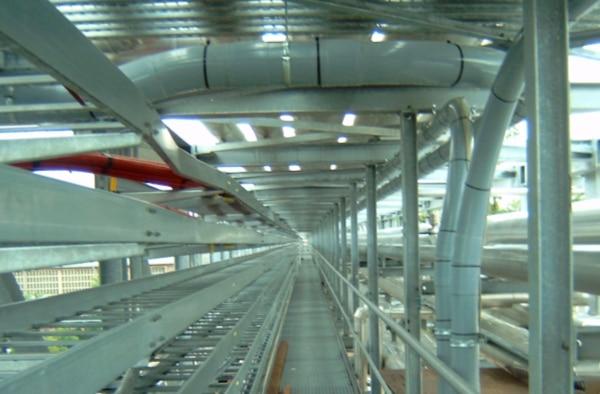 Aerocom - Leader mondial des systèmes de transport par tube pneumatique pour l'industrie