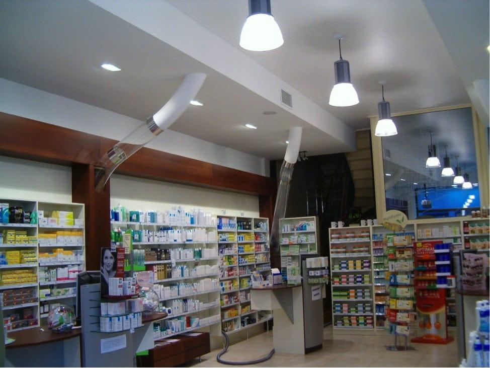Transport pneumatique pour la pharmacie - Découvrez nos solutions logistiques Aerocom