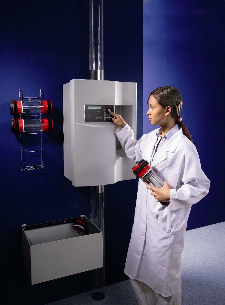 Transport pneumatique pour la santé : découvrez les solutions logistiques Aerocom